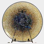 Kosta Boda Glass METEOR Dish By Bertil Vallien