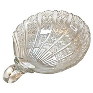 EAPG Shell Shaped Nappy, Trinket, Candy Dish