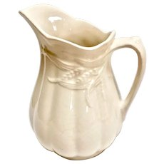 Royal Staffordshire Pottery Wilkinson Ltd ironstone pitcher