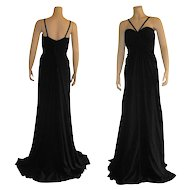 Amazing Black Formal Gown by Alyce Designs