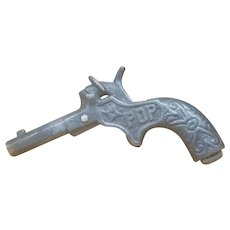 1887 POP Cast Iron Toy Cap Gun