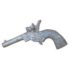 Stevens Miniature BIG CHIEF Cast Iron Cap Gun Toy