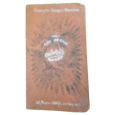 Hill's Souvenir Guide Book to Chicago World's Fair 1893