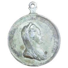 Maria Theresa, House of Habsburg Medal, 1776, School Medal