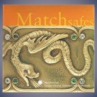 Matchsafes book by Deborah Shinn, Cooper-Hewitt Museum; match safes