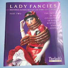 Lady Fancies Part 2 Half-Dolls, Bathing Beauties & Vanity Figures