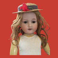 "Bargain Beauty 28"" Armand Marseille 390n Life-Size Child Doll"