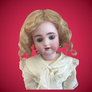 "Original ""Daisy"" 18"" Heinrich Handwerck Simon & Halbig Ladies' Home Journal Doll!"