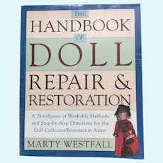 Handbook of Doll Repair and Restoration