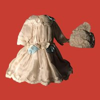 Fabulous Dress for Antique Doll