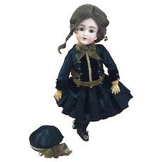 "13"" Simon & Halbig 1249 ""Santa"" Antique doll, 1889 on."