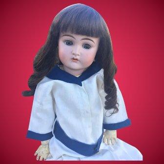 """24"""" Antique Kammer & Reinhardt K*R 192 Bisque Head Doll"""