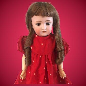 Darling J.D. Kestner 214 Child Doll -18 inches