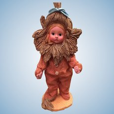 Madame Alexander Wizard Of Oz Cowardly Lion Figurine 1999
