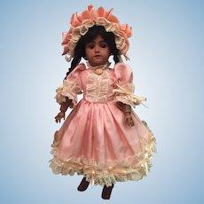 Cotton Candy Pink Doll Dress 5 Piece Ensemble ~Gorgeous