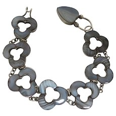Distinctive Style Scottish Agate Bracelet