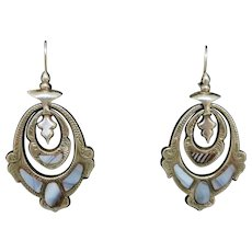 Splendid Victorian Scottish Earrings