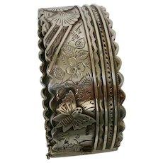 Victorian Sterling Silver Bracelet