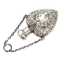 Tiffany Treasure--Sterling Scent Pendant