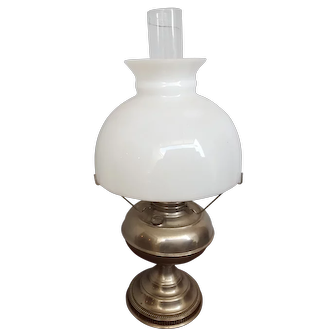 Brass Rayo Lamp