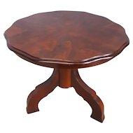 Mid 19th century Philadelphia mahogany center table.