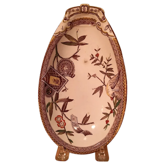 Wedgwood Brown Transfer Louise Pattern accessories