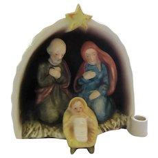 Hummel Full Bee Nativity Holy Family Mary Joseph and Jesus HX III/251