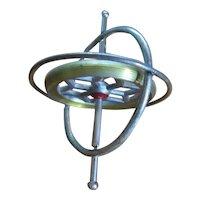 Vintage Spin Toy Gyroscope Spinner