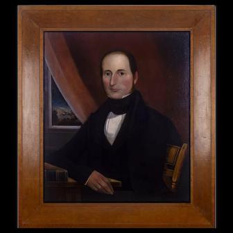 Joseph Mason (1808-1842) Portrait of a Minister