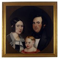 Folk Art Family