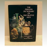"Book: ""The Penguin Dictionary of Decorative Arts"",  Fleming & Honour"