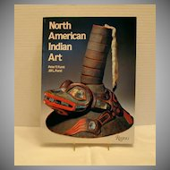 "Book: ""North American Indian Art"", Peter T. Furst & Jill L. Furst"