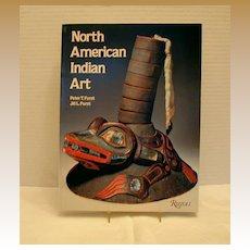 "Book: ""North American Indian Art"", Peter T. Furst & Jill L. Furst"