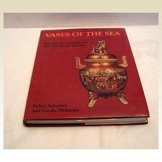 """Book: """"Vases of the Sea (Far Eastern Porcelain & Other Treasures)"""", Schuster & Wolseley"""