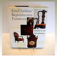 "Book: ""Emyl Jenkins' Reproduction Furniture; Antiques for the Next Generation"""
