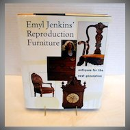 """Book: """"Emyl Jenkins' Reproduction Furniture; Antiques for the Next Generation"""""""