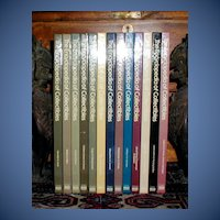 "Book Set: ""The Encyclopedia of Collectibles"" (complete Time-Life 16-volumes)"