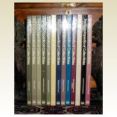 """Book Set: """"The Encyclopedia of Collectibles"""" (complete Time-Life 16-volumes)"""