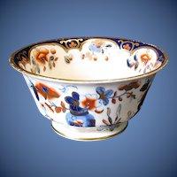 Antique English Imari Small Bowl, Joseph Machin, Early 19th C
