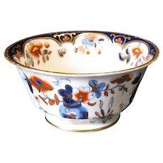 Maddock & Gater Antique Ironstone Platter Antiques Ceramics & Porcelain