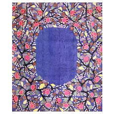 Eduardo Benedictus French Art Deco Rug 49214