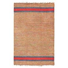 Room Size Antique American Chenille Carpet 49519