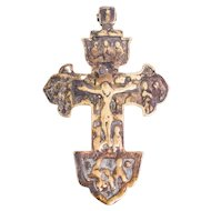 Bronze Icon-Cross