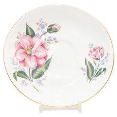 English Porcelain Saucer