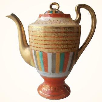 Vintage Japanese 1000 faces tea set THOUSAND Faces  16 piece set