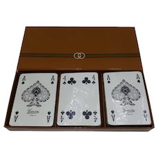 Playing card Gucci