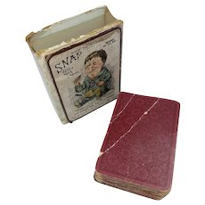 Victorian Snap Cards
