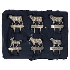 Cheese Pins