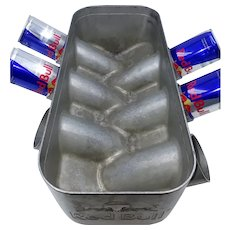 Red Bull ice bucket