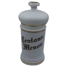 "Jar for drugs ""Centaur Menor"""